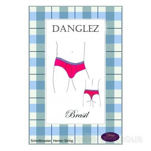 Danglez Brasil (DS7) Herren String - Deine Dessous Shop, 8,50 €